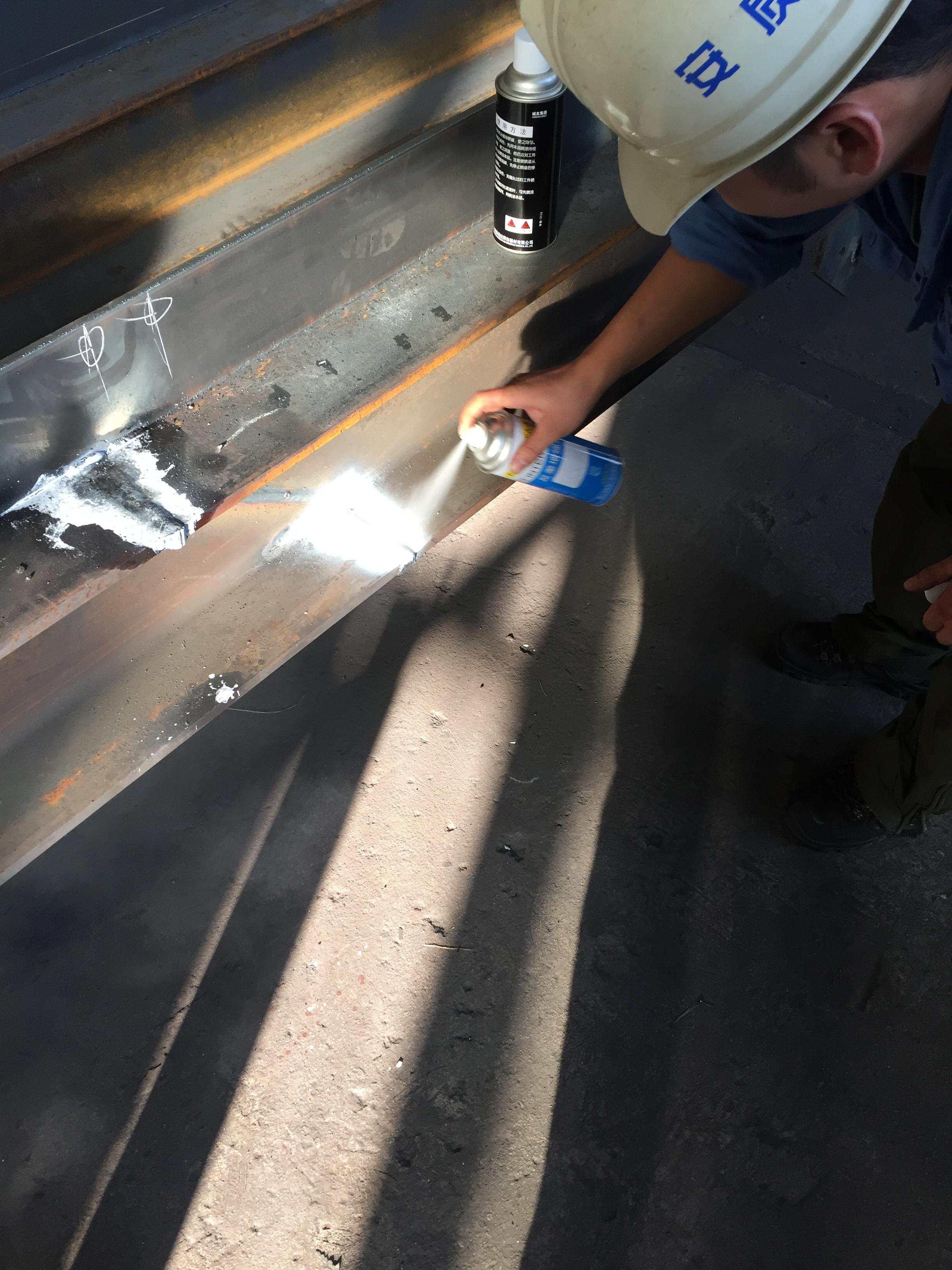 美泰科仪的数字磁粉探伤仪主要应用于检测钢结构中的对接焊缝和角焊缝